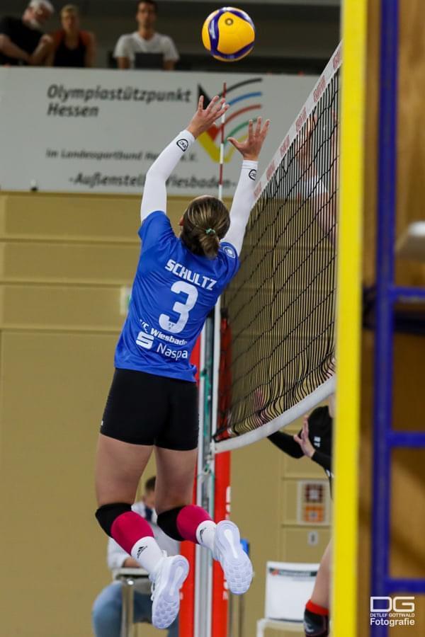 Pauline Schultz VC Wiesbaden